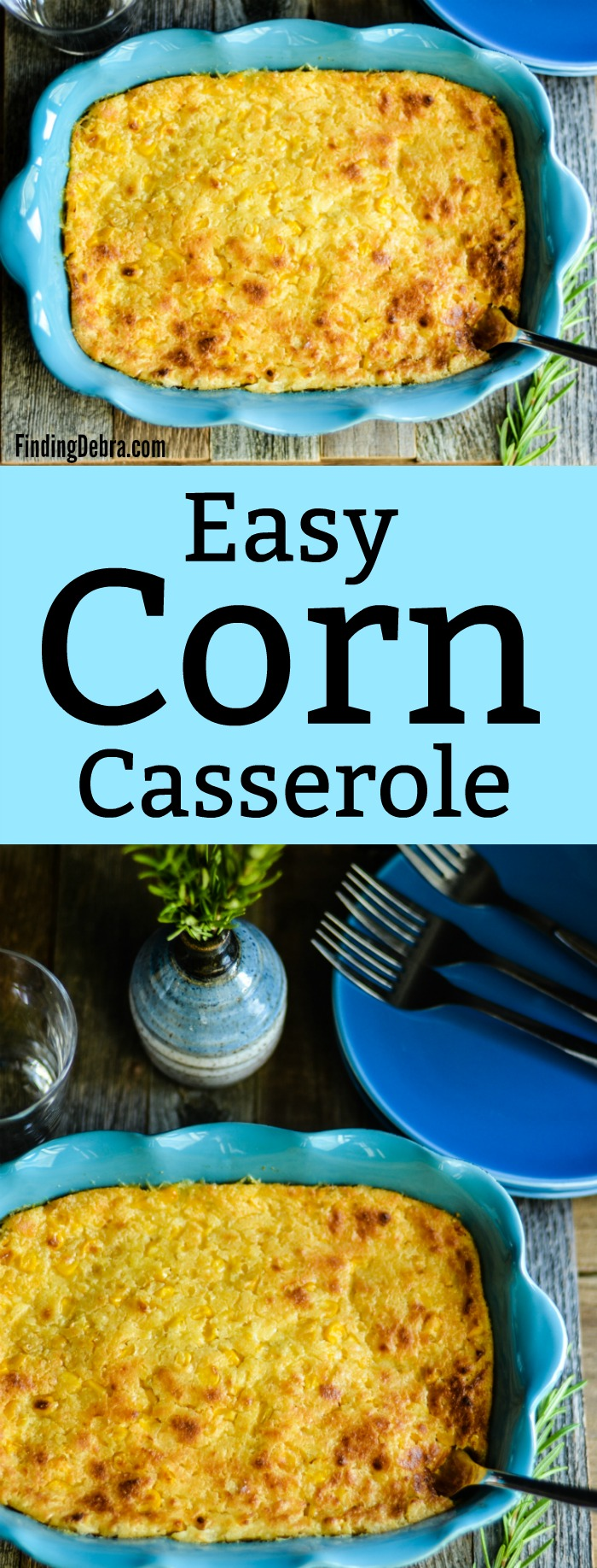Easy Corn Casserole recipe