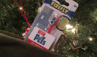 Firefly Toothbrushes – Perfect Stocking Stuffers