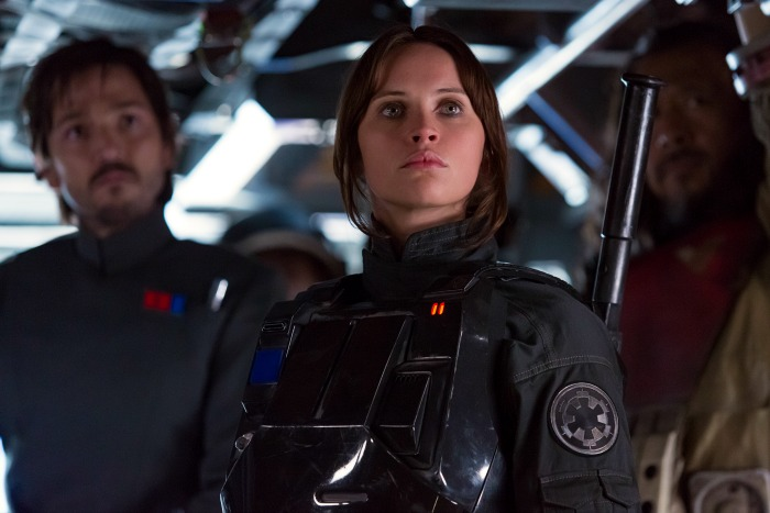 Rogue One Female Lead