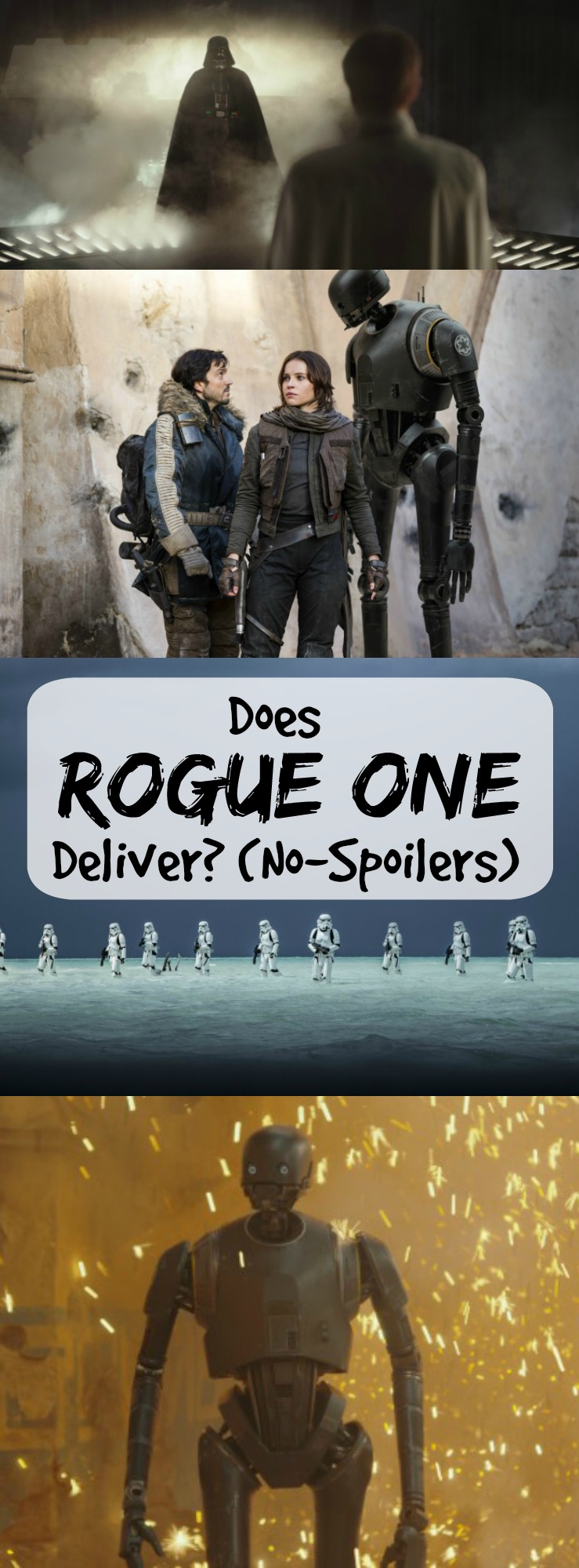 Rogue One No Spoiler Review