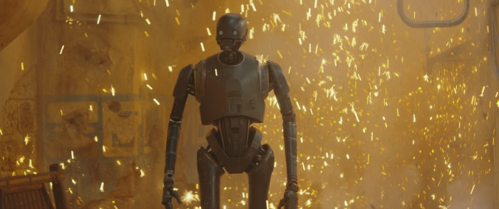 Rogue One droid K-2S0