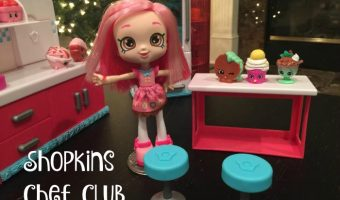 Shopkins Chef Club for Christmas