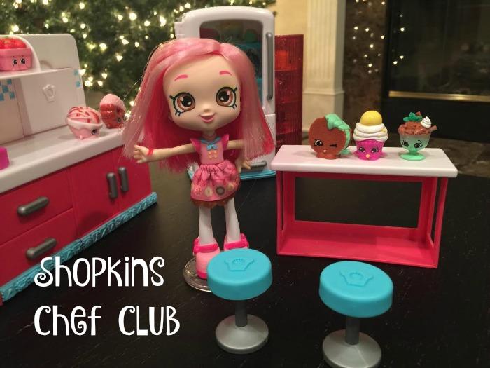 Shopkins Chef Club for Christmas