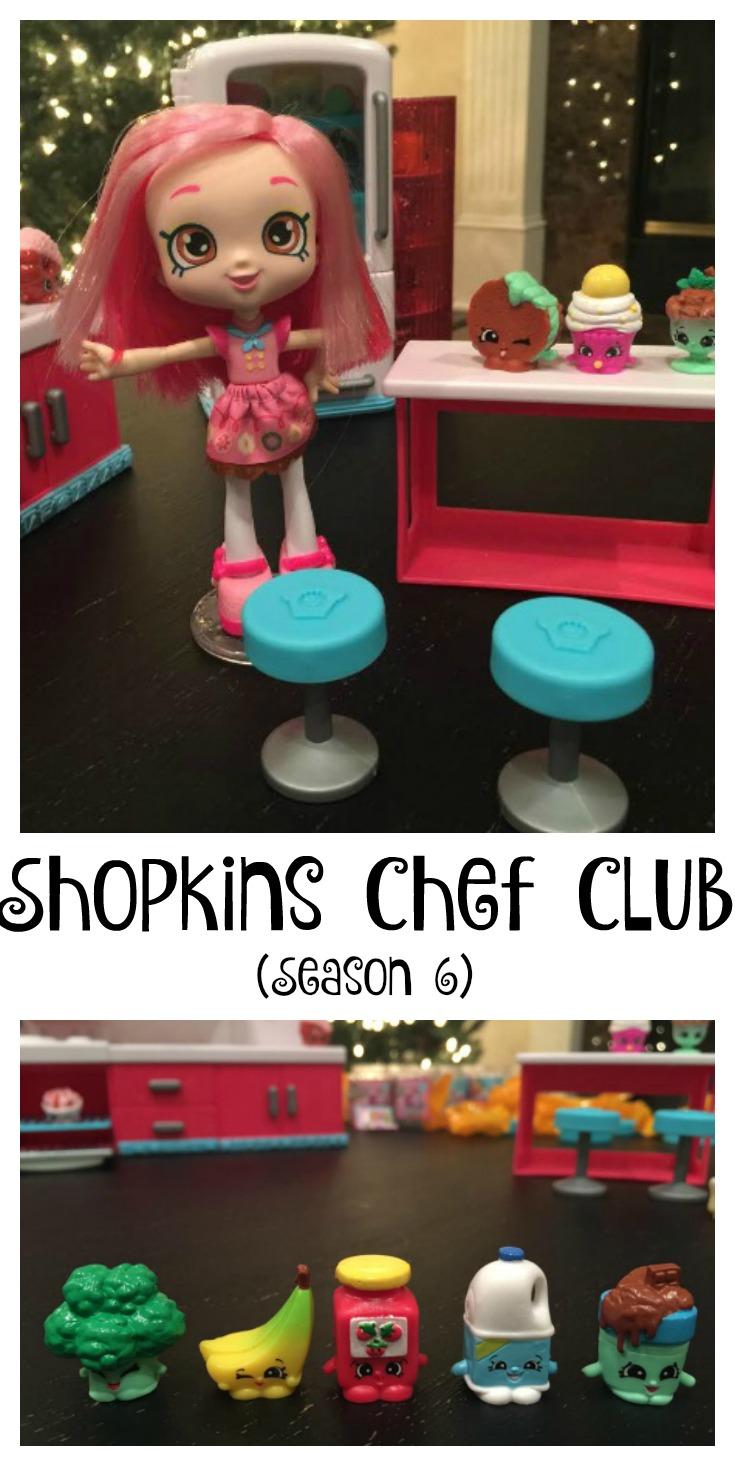 Shopkins Chef Club season 6
