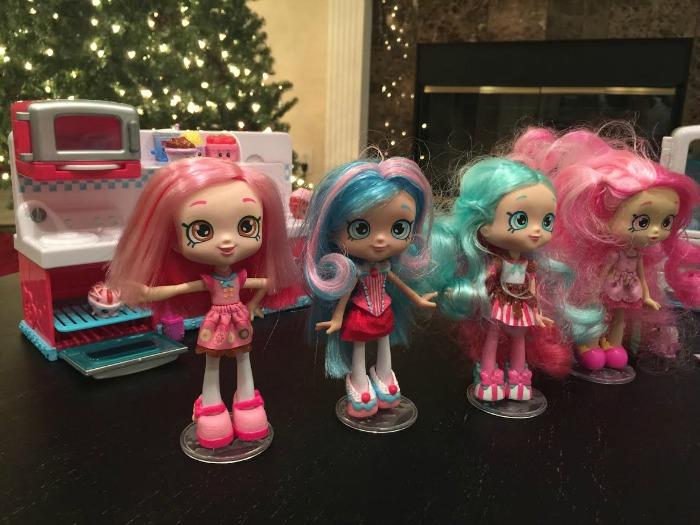 Shopkins Shoppies Dolls