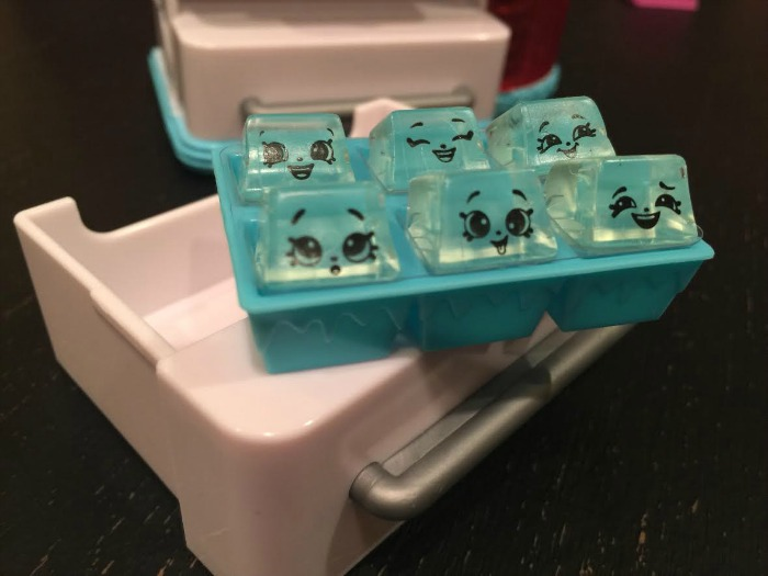 Shopkins Ice Cubes