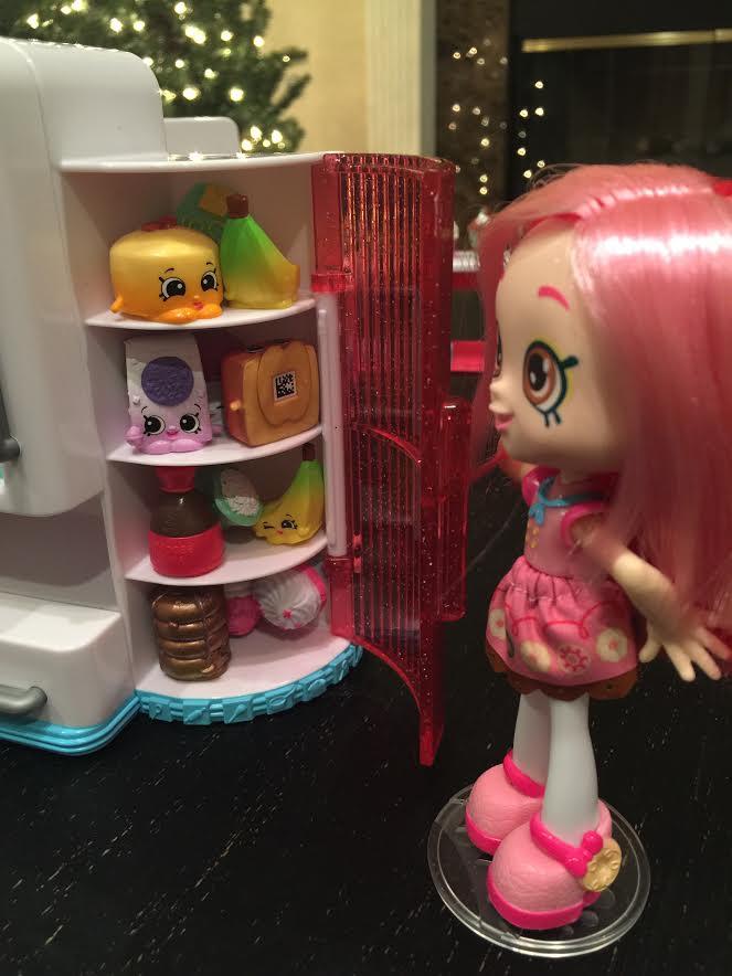 Shopkins Refrigerator Playset