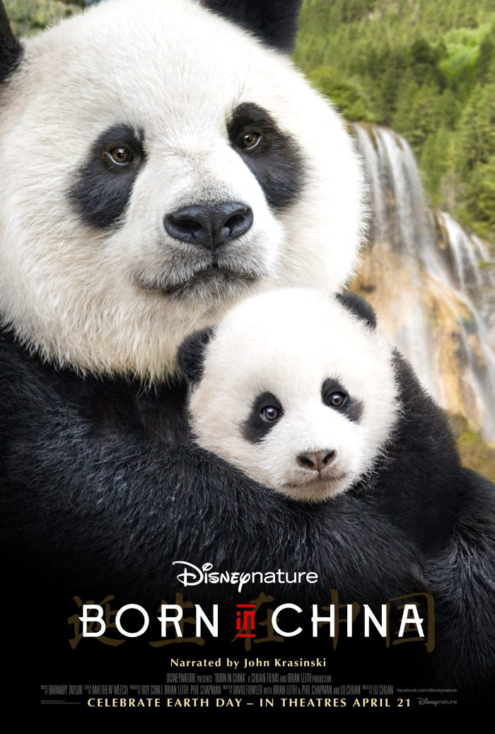 DisneyNature Born in China