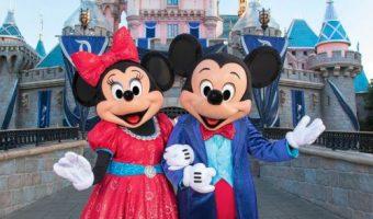 Disneyland 60th Anniversary – A Diamond Celebration Trip