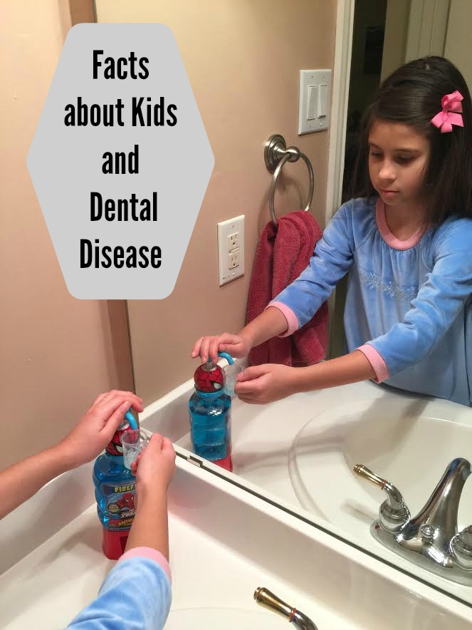 3 Surprising Facts about Kids and Dental Disease