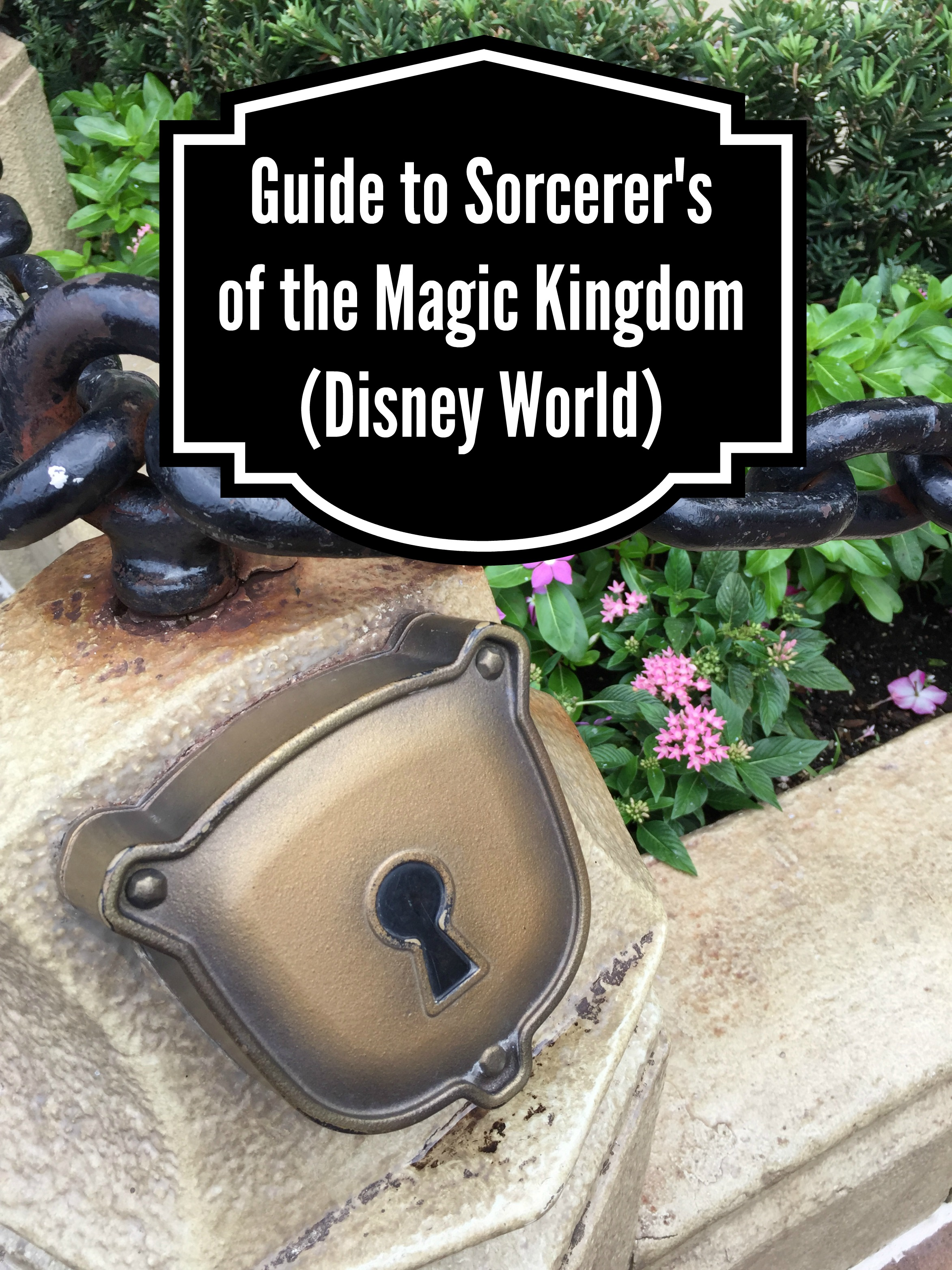 Sorcerer's of the Magic Kingdom