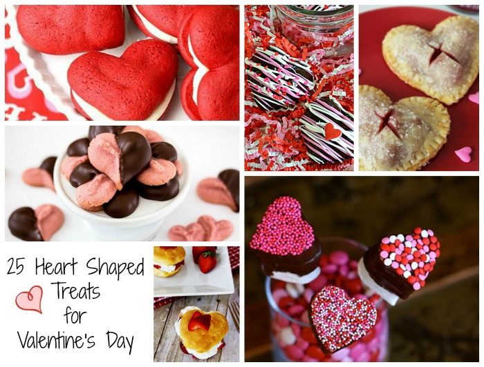 25 of the Best Heart Shaped Treats for Valentine's Day - Finding Debra