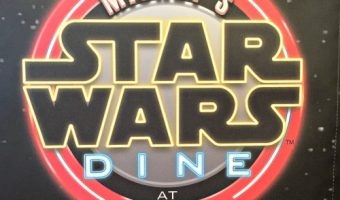 Our Experience – Jedi Mickey's Star Wars Dine Character Dinner at Disney World