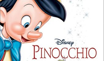 Disney's Pinocchio Blu-Ray and DVD Release TODAY! (Giveaway)