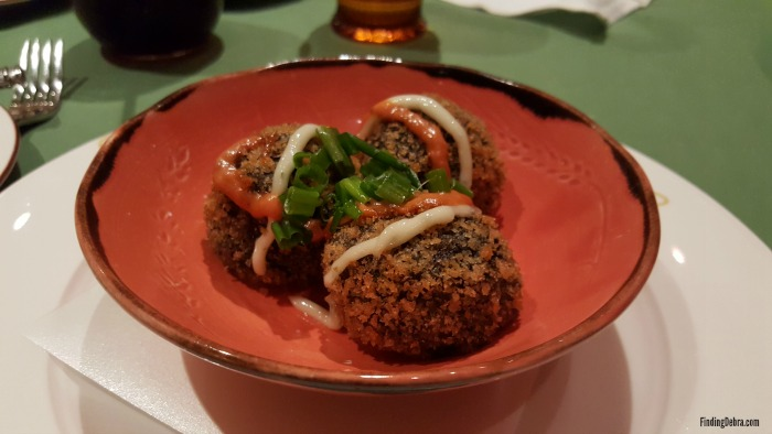Tiana's Place Boudin's Sausage Fritters