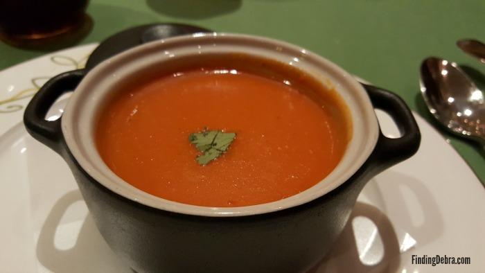 Tiana's Place Mama Odie's Creamy Tomato Soup