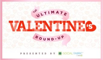 Ultimate Valentine's Day Round-Up – Recipes, Crafts & more
