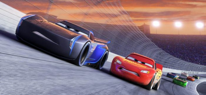 Cars 3 Cast Released