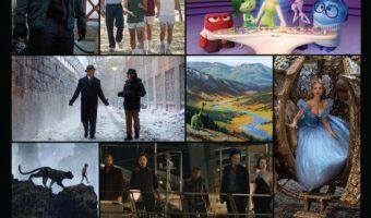 2015 Walt Disney Studios Motion Pictures Slate