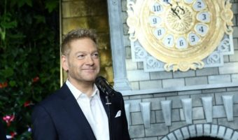 Kenneth Branagh Interview #CinderellaEvent