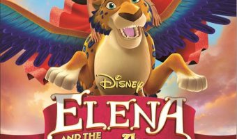 Disney's New Elena and the Secret of Avalor DVD (Giveaway)