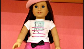 Meet American Girl of the Year 2015, Grace Thomas (We Did + New Books & Bistro Items)