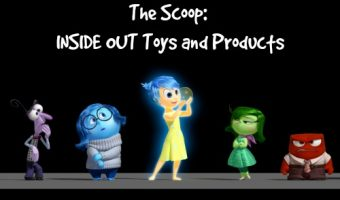 Get the Scoop on the Latest INSIDE OUT Toys and Products!