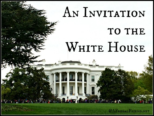 When An Invitation From The White House Arrives Finding Debra