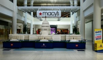 LEGO Americana Roadshow Comes to Dallas Area