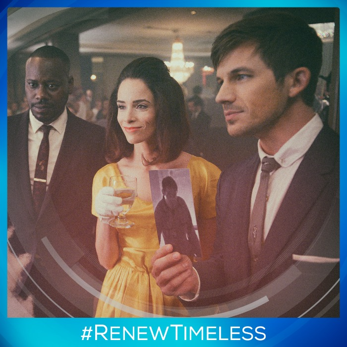 Timeless Cast NBC
