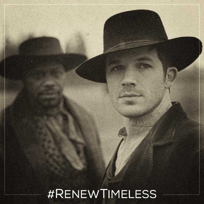 NBC's Timeless