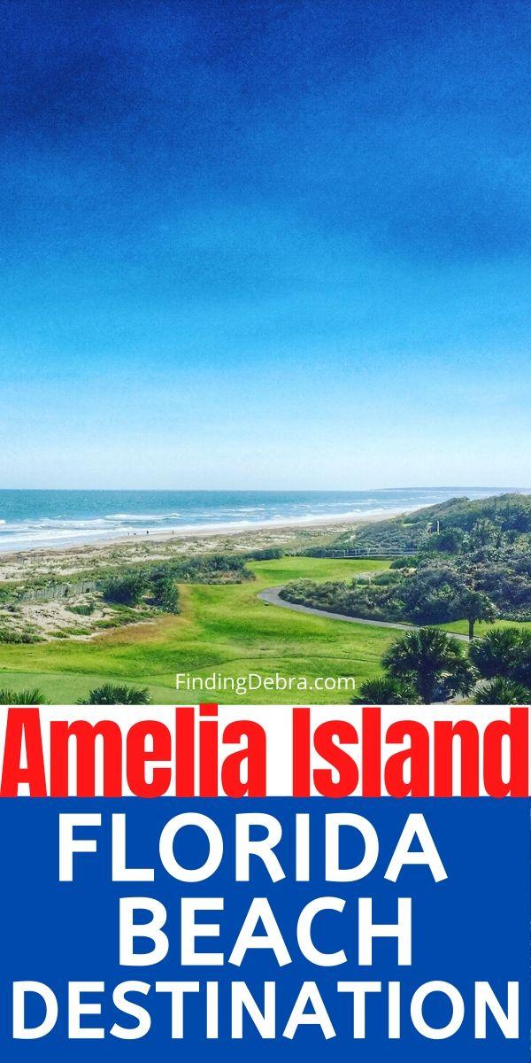 Amelia Island Florida Beach Destination