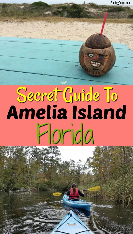 Amelia Island Florida - Secret guide and hidden gems in this travel destination