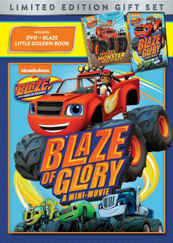 Blaze and The Monster Machines Blaze of Glory