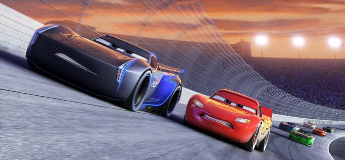 Cars 3 Racing