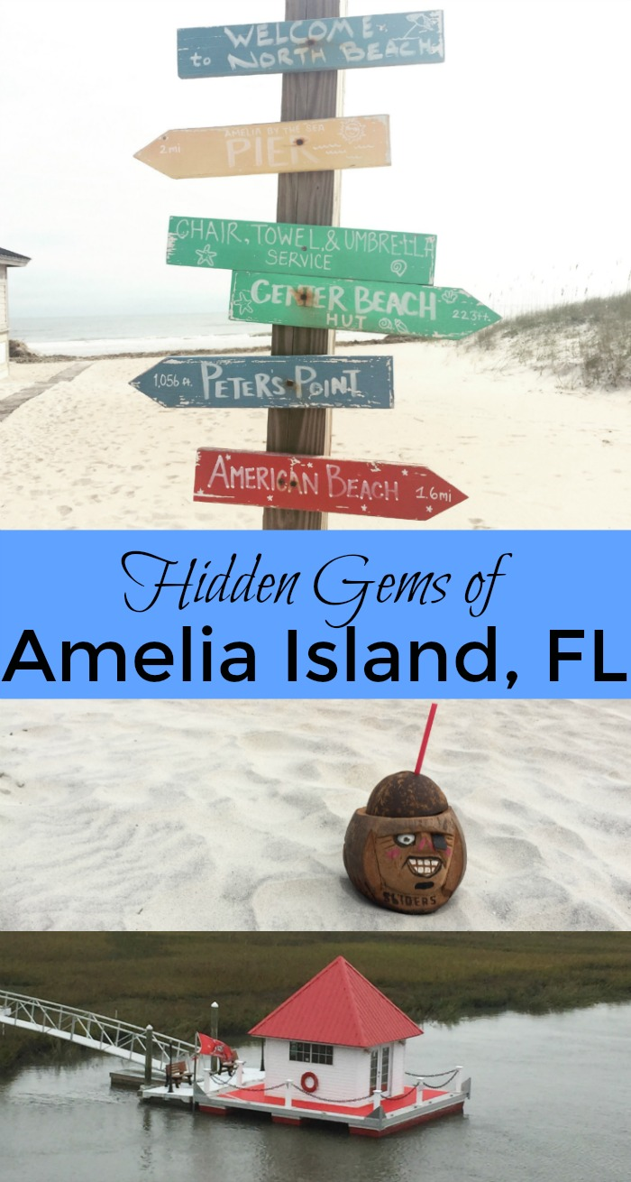 Hidden Gems of Amelia Island Florida
