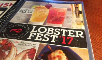 Lobsterfest, Cheddar Biscuits and The Three Musketeers