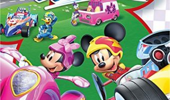 Mickey and the Roadster Racers DVD Fun! (Giveaway)