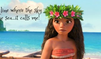 A MOANA Giveaway to Celebrate the Big Disney Release!