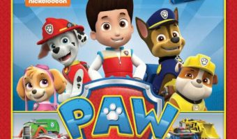 Nickelodeon Gift Sets Giveaway with Paw Patrol and More!