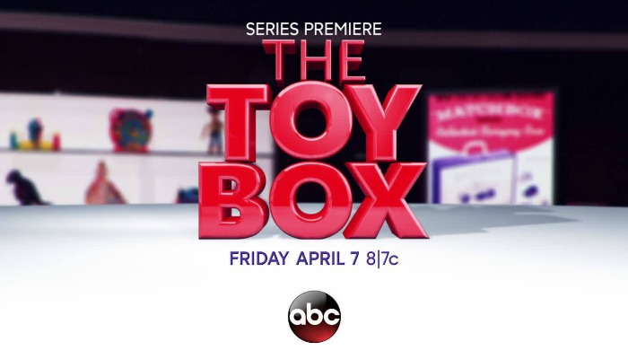 The Toy Box on abc