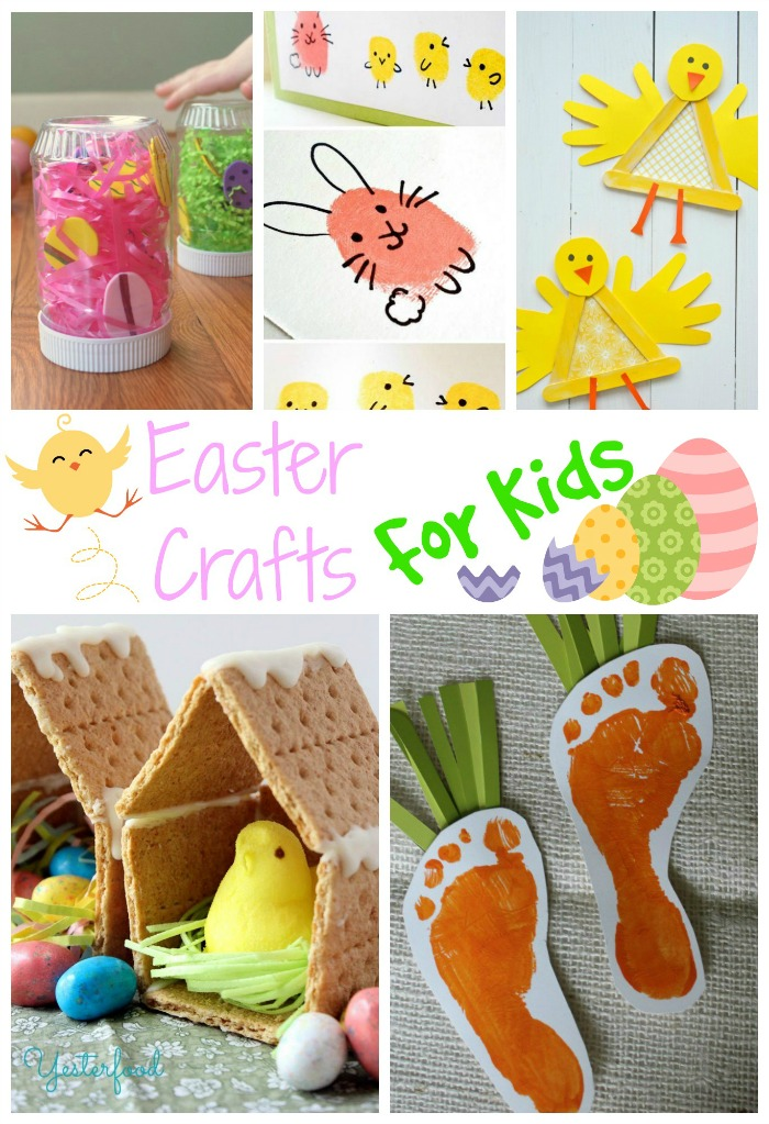 Over 25 Fun Easter Crafts For Kids Finding Debra
