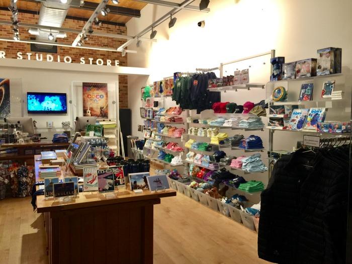 PIXAR Gift Shop