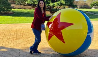 Tour PIXAR Headquarters with Me! #Cars3Event
