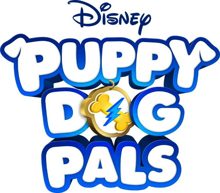 Puppy Dog Pals logo