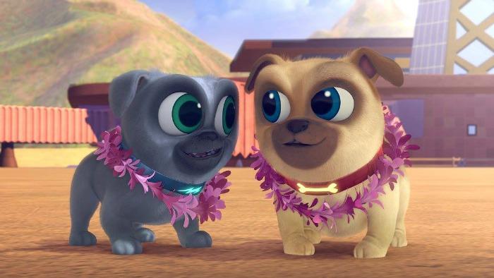 Puppy Dog Pals premiere