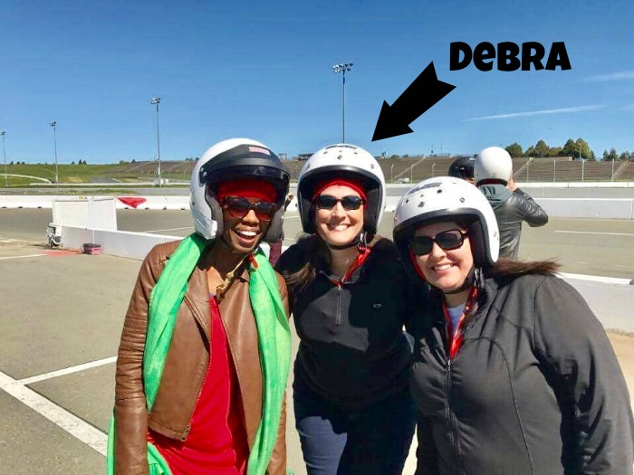 Sonoma Raceway Driving Experience