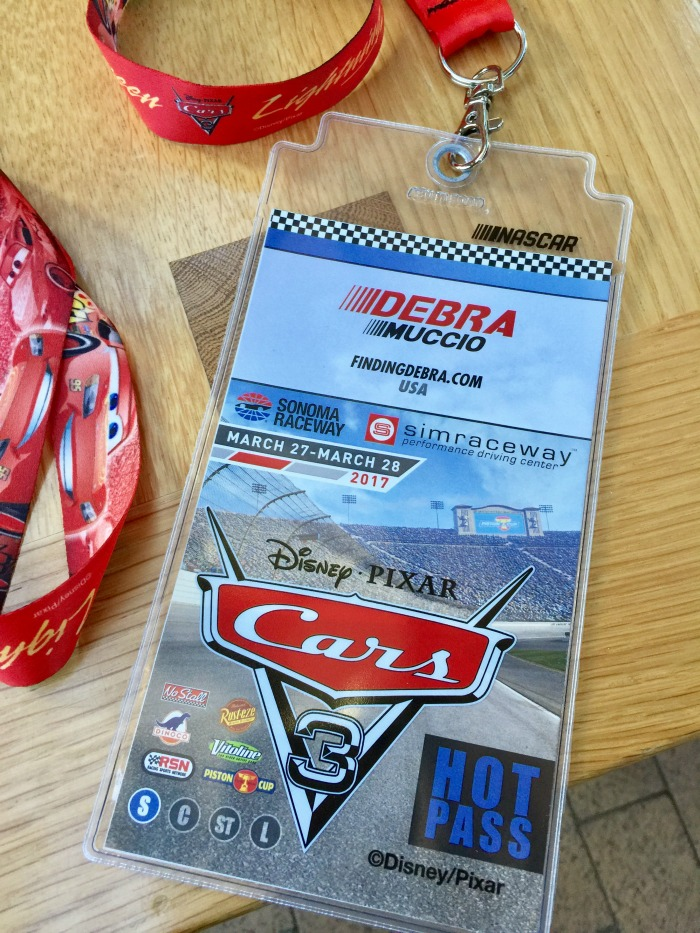 Sonoma Raceway Experience