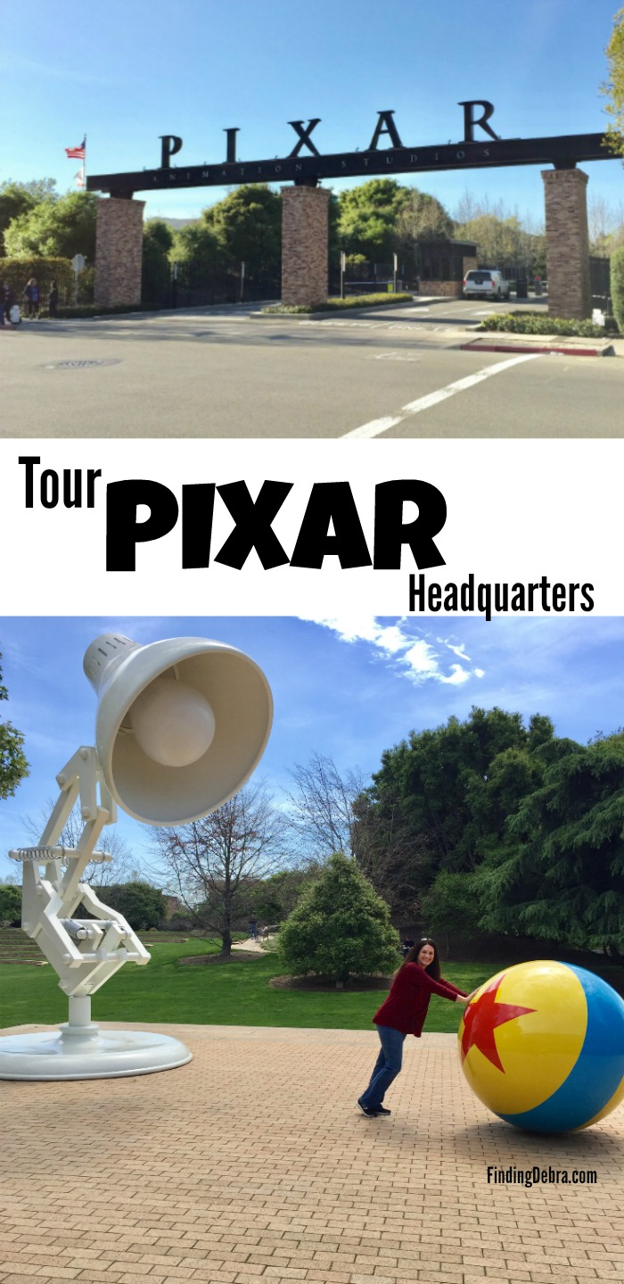 Tour PIXAR Headquarters Emeryville CA