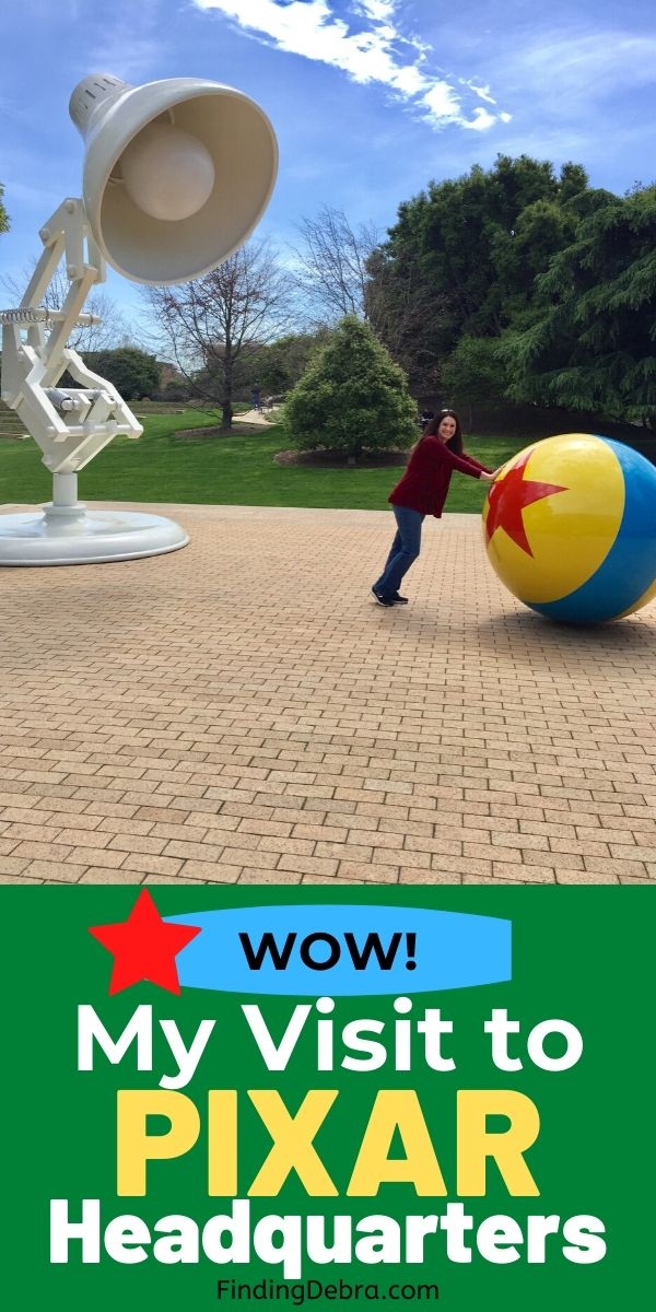 Visit to Pixar Headquarters